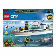 LEGO City - Jacht