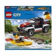LEGO City - Przygoda w kajaku