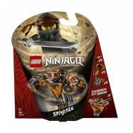 LEGO Ninjago - Spinjitzu Cole 70662
