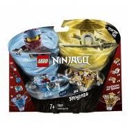 LEGO Ninjago - Spinjitzu Nya & Wu 70663