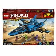LEGO Ninjago - Burzowy myśliwiec Jaya 70668