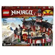 LEGO Ninjago - Klasztor Spinjitzu 70670