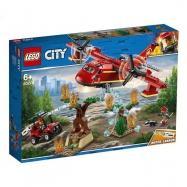 LEGO City - Samolot strażacki 60217
