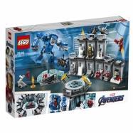 Lego Super Heroes Iron Man a jeho obleky 76125