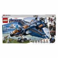 LEGO Super Heroes - Wspaniały Quinjet Avengersów 76126
