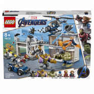 Lego Super Heroes Bitka o základňu Avenger 76131