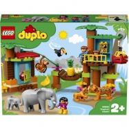 Lego Duplo Town Tropický ostrov 10906