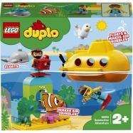 LEGO Duplo - Przygoda w łodzi podwodnej 10910