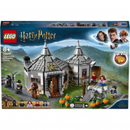 LEGO Harry Potter - Chatka Hagrida: na ratunek Hardodziobowi 75947
