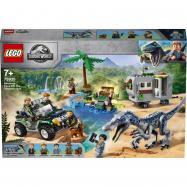 Lego Jurassic World Setkání s Baryonyxem: Hon za pokladem 75935