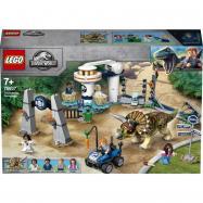 LEGO Jurassic World - Atak triceratopsa 75937