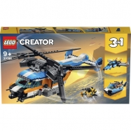 Lego Creator Helikoptéra se dvěma rotory 31096