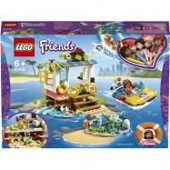 Lego Friends Mise na záchranu želv 41376