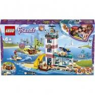 LEGO Friends - Centrum ratunkowe w latarni morskiej 41380