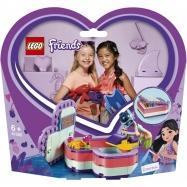 Lego Friends Emma a letní srdcová krabička 41385