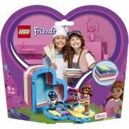 Lego Friends Olivia a letní srdcová krabička 41387