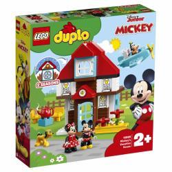 LEGO Duplo - Domek wakacyjny Mikiego 10889