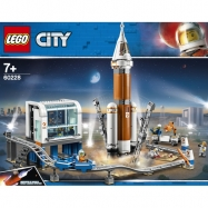Lego City Space Port Start vesmírné rakety 60228