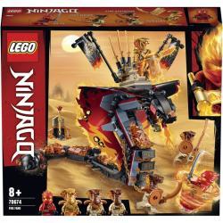 LEGO Ninjago - Ognisty kieł 70674