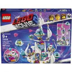 Lego Movie Hrozivý vesmírny palác kráľovnej Ľubovôle 70838