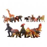 Gumová zvieratka veľká Animal World