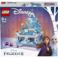 Lego Disney Princess Elsina kouzelná šperkovnice