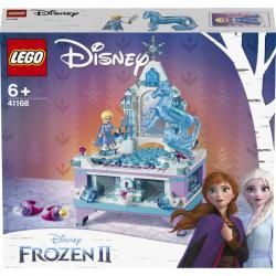 Lego Disney Princess ELSIN kúzelná šperkovnica