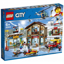Lego City Town Lyžařský areál