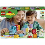 Lego Duplo Náklaďák s abecedou