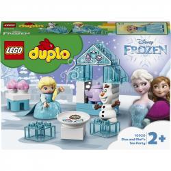 Lego Duplo Čajový večierok Elsy a Olafa