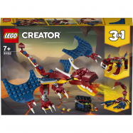 Lego Creators Ohnivý drak