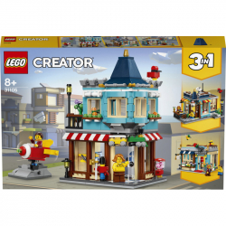 Lego Creators Hračkářství v centru města