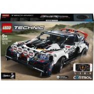 Lego Technic RC Top Gear pretekárske auto