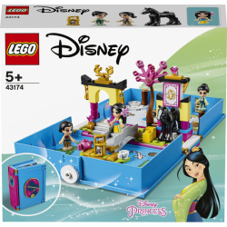 Lego Disney Princess Mulan a jej rozprávková kniha dobrodružstv