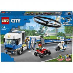 Lego City Přeprava policejního vrtulníku
