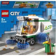 Lego City Čistiace vozidlo