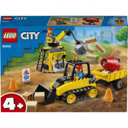 Lego City Buldozér na stavenisku