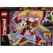 Lego Ninjago Kai a robotický tryskáč