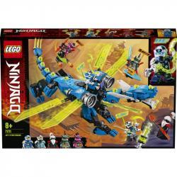 Lego Ninjago Jayův kyberdrak