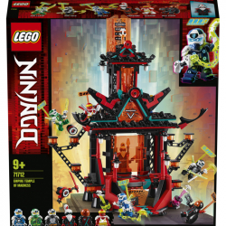 Lego Ninjago Chrám císaře bláznovství