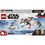 Lego Star Wars Snežný spídr
