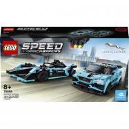 Lego Speed Champions Formula E Panasonic Jaguar Racing GEN2