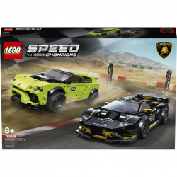 Lego Speed Champions Lamborghini Urus ST-X & Lamborghini Hur