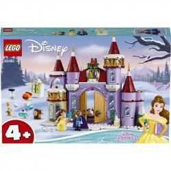 Lego Disney Princess Bella a zimní oslava na zámku