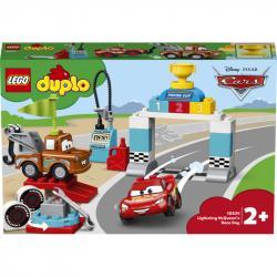 Lego Duplo Závodné deň Bleska McQueena