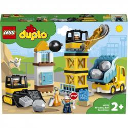 Lego Duplo Demolácia na stavenisku