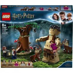 Lego Harry Potter Zakázaný les: Stretnutie Grawpa a profesorky
