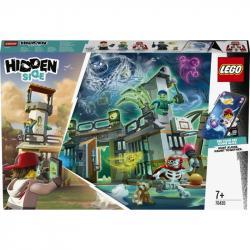 Lego Hiden Side Opustená väznice v Newbury