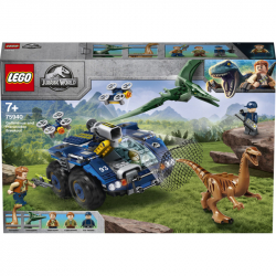 Lego Jurassic World Útěk Gallimima a Pteranodona