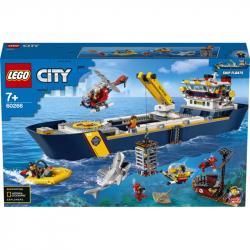 Lego City Oceánska prieskumná loď